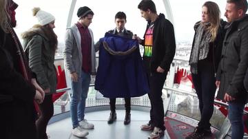 El Mago Pop desaparece en el London Eye