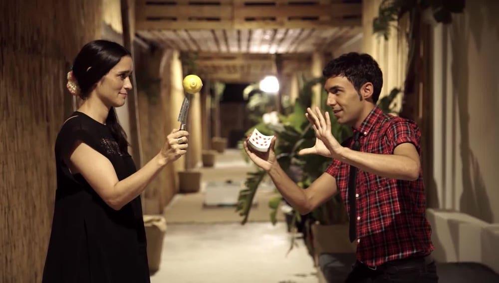 Julieta Venegas con El Mago Pop, en La Gran Ilusión