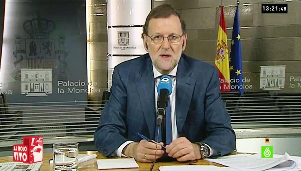 Mariano Rajoy en COPE