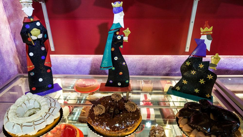 Roscones que homenajean a los Reyes Magos