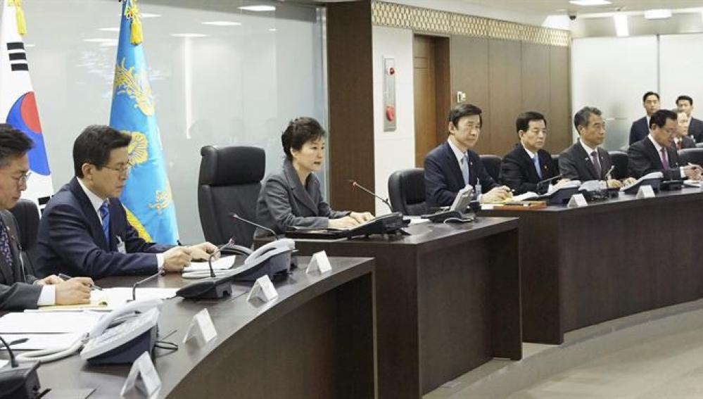 Reunión de urgencia del Consejo de Seguridad Nacional de Corea del Sur