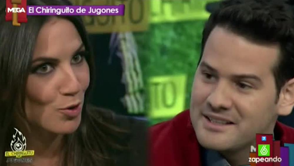 El duelo de zascas entre Irene Junquera y Quim Domenech