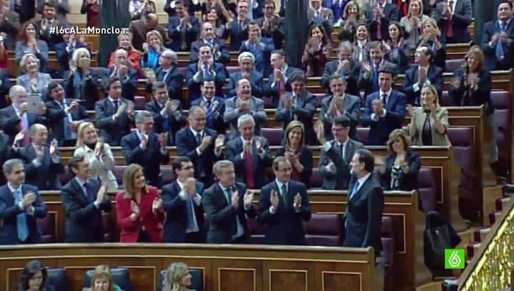 Rajoy, nombrado presidente del Gobierno