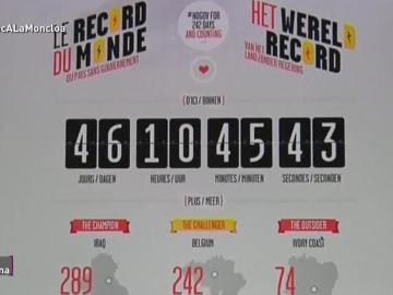 Record de días sin gobierno en Bélgica