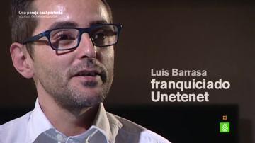 Luis Barrasa, franquiciado Unetenet