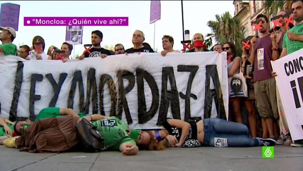 Ley Mordaza, en laSexta Columna