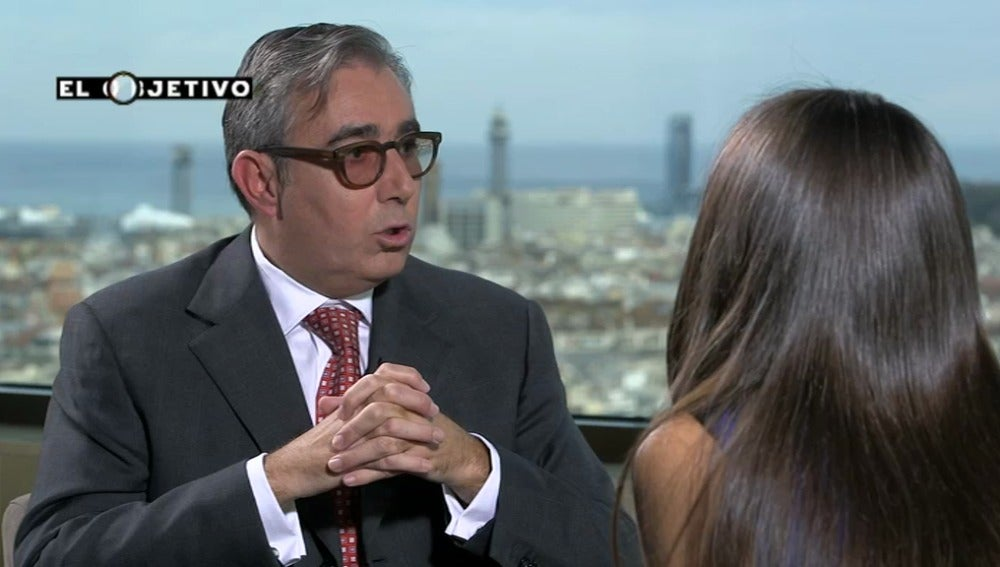 Entrevista de Ana Pastor a Diego Torres en El Objetivo