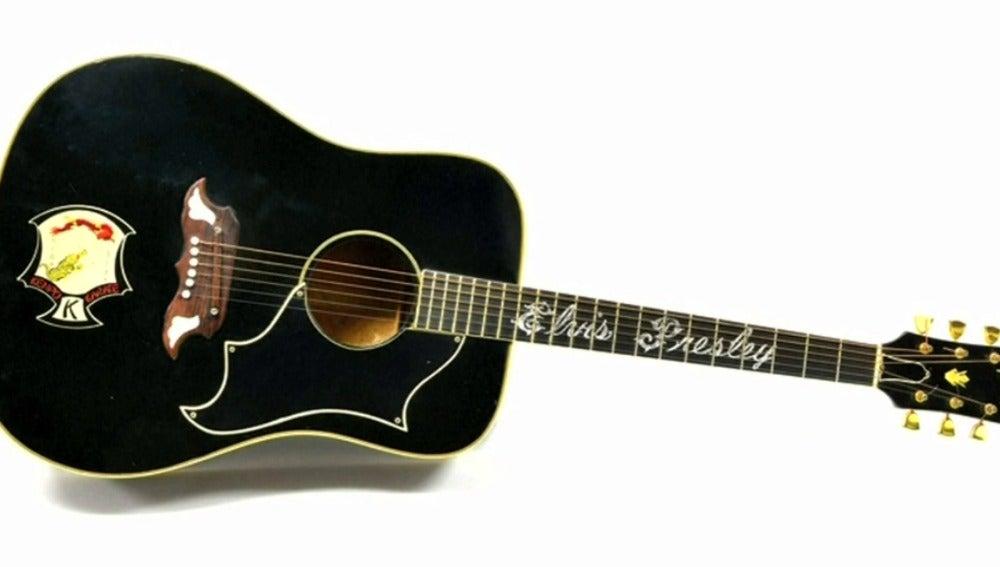 Guitarra de Elvis