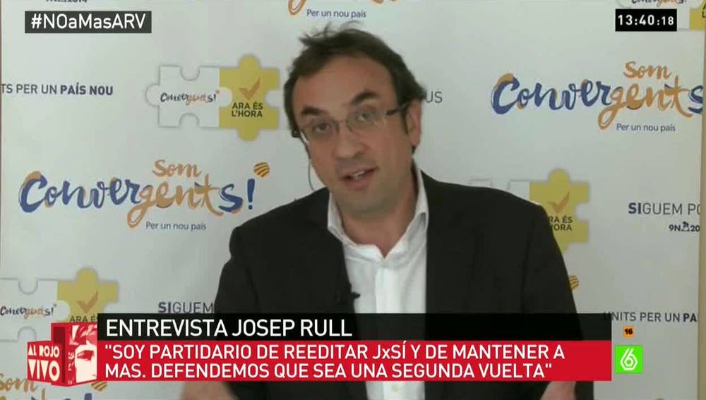 Josep Rull en arv
