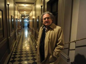 El escritor argentino Ricardo Piglia