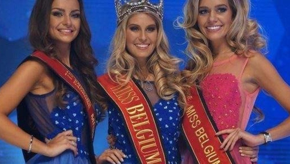 Aspirante a Miss Bélgica responde que la capital de Flandes es un político