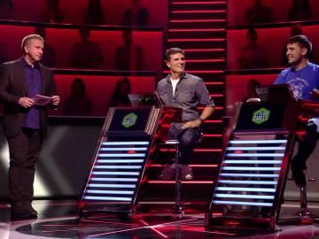 La batalla final entre Luis Larrodera y el ganador del público de ¿Y tú qué sabes?