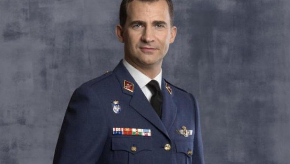Retrato Felipe VI