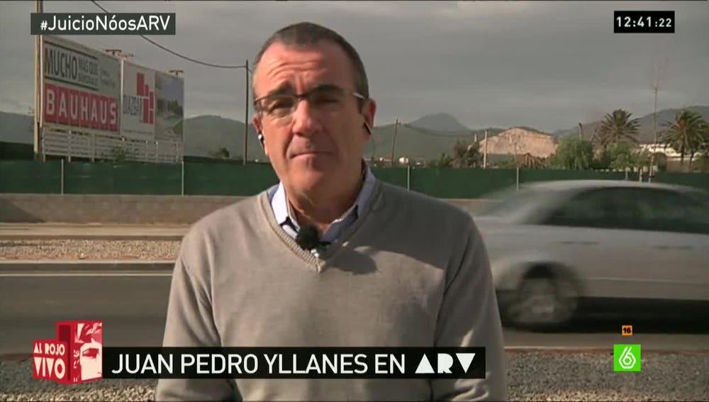 Juan Pedro Yllanes en arv