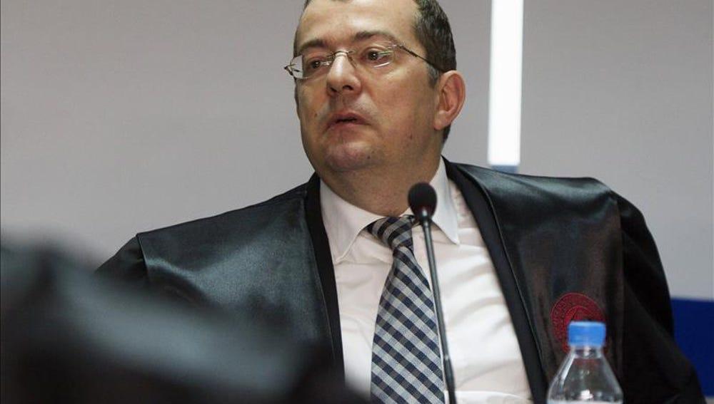 El abogado de Diego Torres y Ana Maria Tejeiro, Manuel Gonzalez Peeters