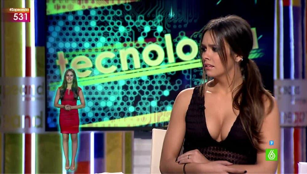 El holograma de Cristina Pedroche