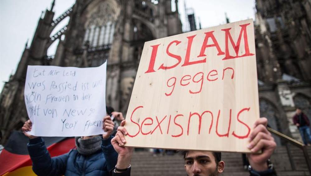 Un inmigrante sirio denuncia las agresiones en Colonia