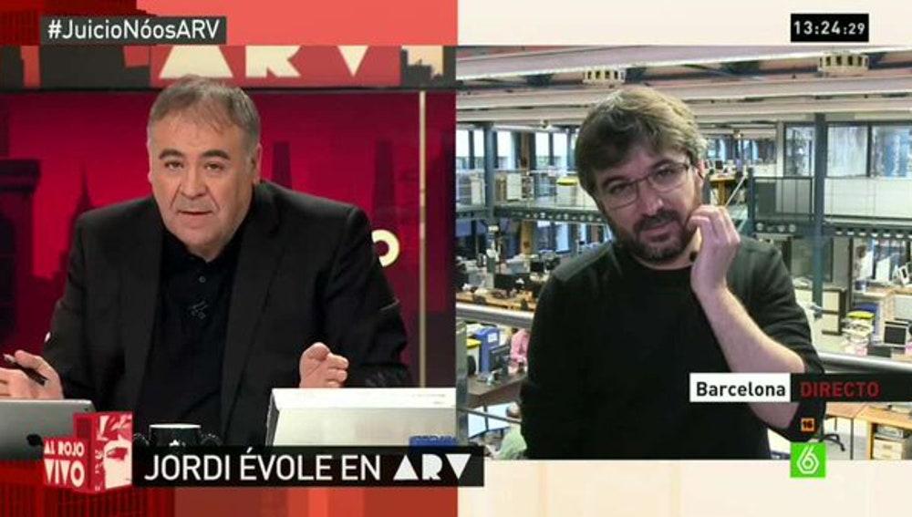 Jordi Évole arv