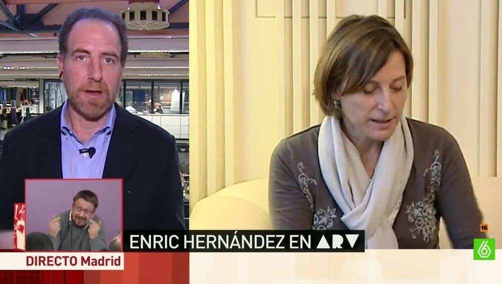 Enric Hernández, director de El Periódico de Catalunya