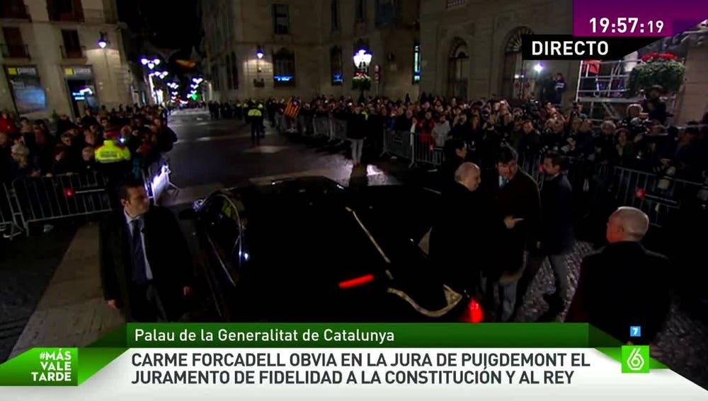 Abucheos a Fernández Díaz