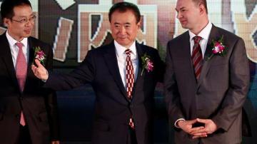 El magnate Wan Jialin es uno de los hombres más ricos de China