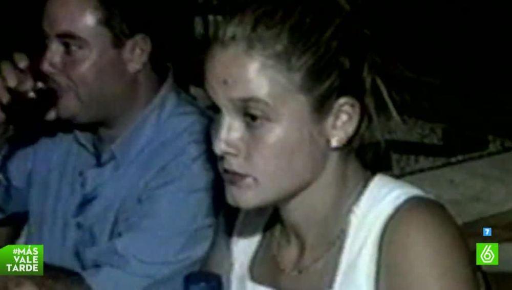 María Teresa Fernández, 15 años desaparecida