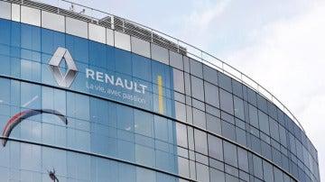 Vista general de la sede de Renault