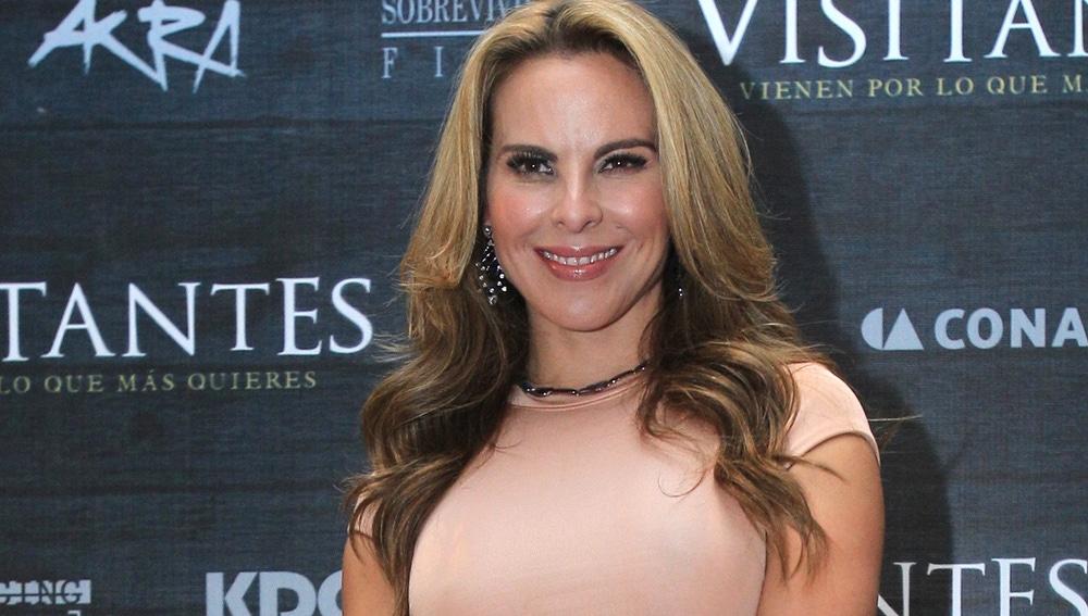 Kate del Castillo, la actriz mexicana que se entrevistó con 'El Chapo'