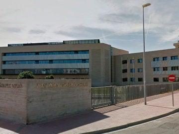 Fachada de la Audiencia Provincial de Castellón