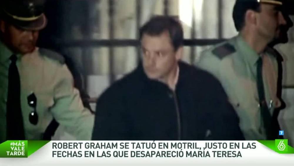 Tony King, asesino de Rocío y Sonia