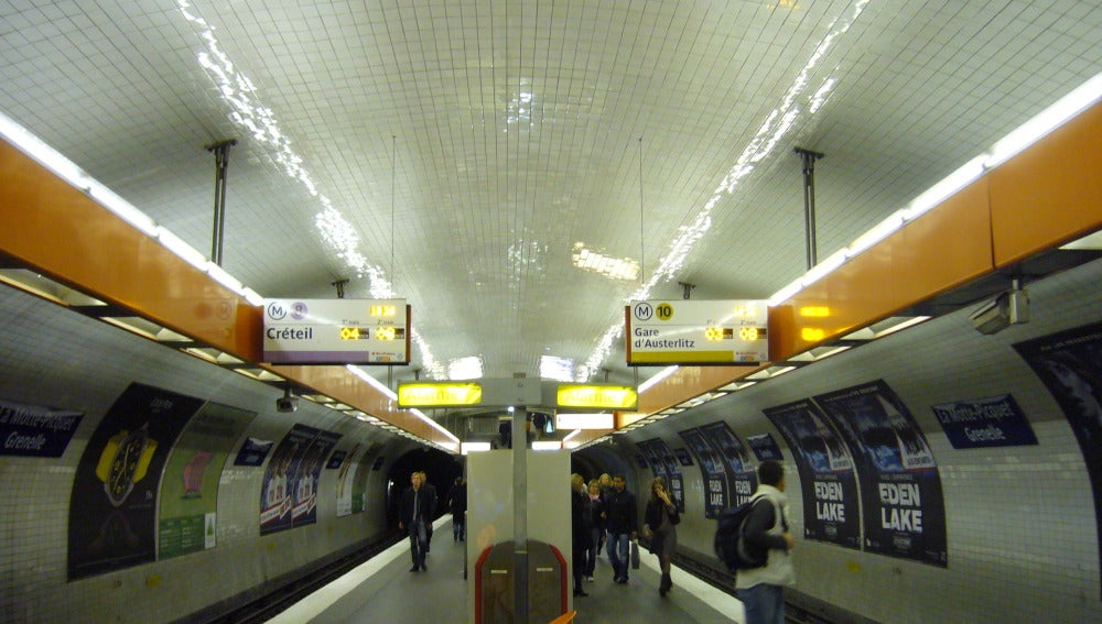 Imagen de la estación La Motte Picquet Grenelle
