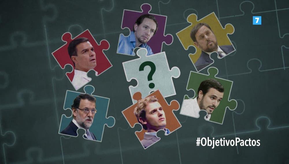 ¿Quién gobernará España?, este domingo, en El Objetivo