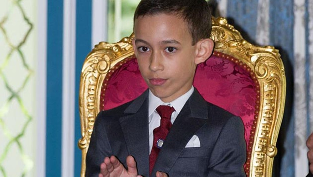 Moulay Hassan, príncipe de Marruecos