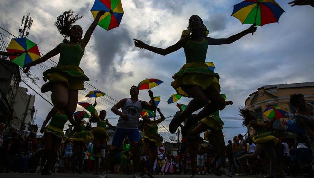 Carnaval en Río de Janeiro