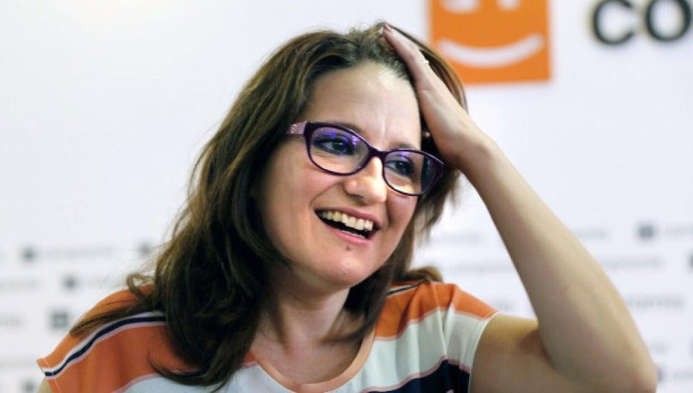 Mónica Oltra, lider de Compromís