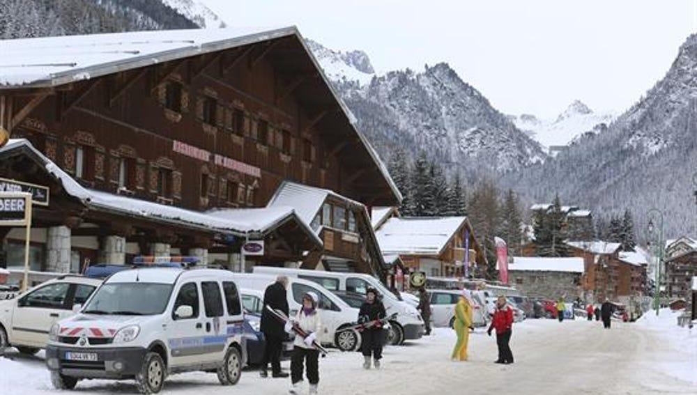 Un alud mata a cinco militares franceses en los Alpes