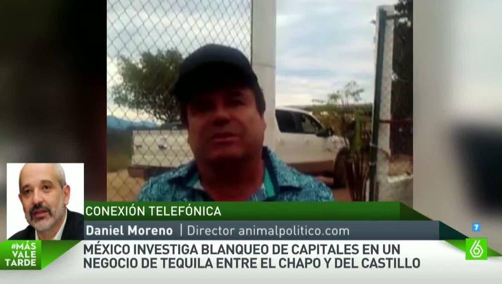 Daniel Moreno, director de Animalpolitico.com