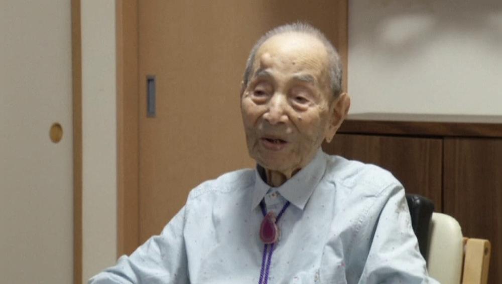 Yasutaro Koide, el hombre más longevo del mundo