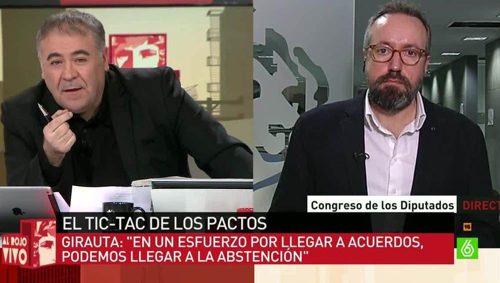Juan Carlos Girauta, diputado de Ciudadanos