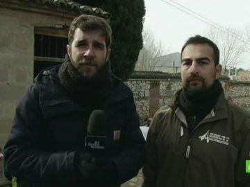 Gonzo entrevista a René Pacheco, de la ARMH