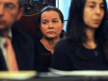 Montserrat González, autora confesa del asesinato de Isabel Carrasco