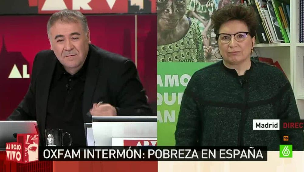 Susana Ruíz, responsable de justicia social de Intermon Oxfam