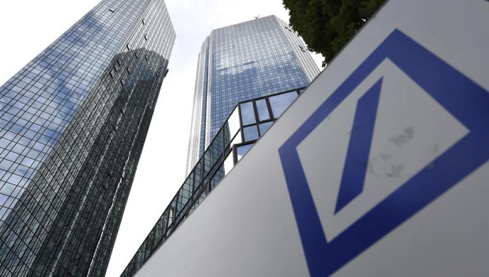 Sede del Deutsche Bank en Fráncfort