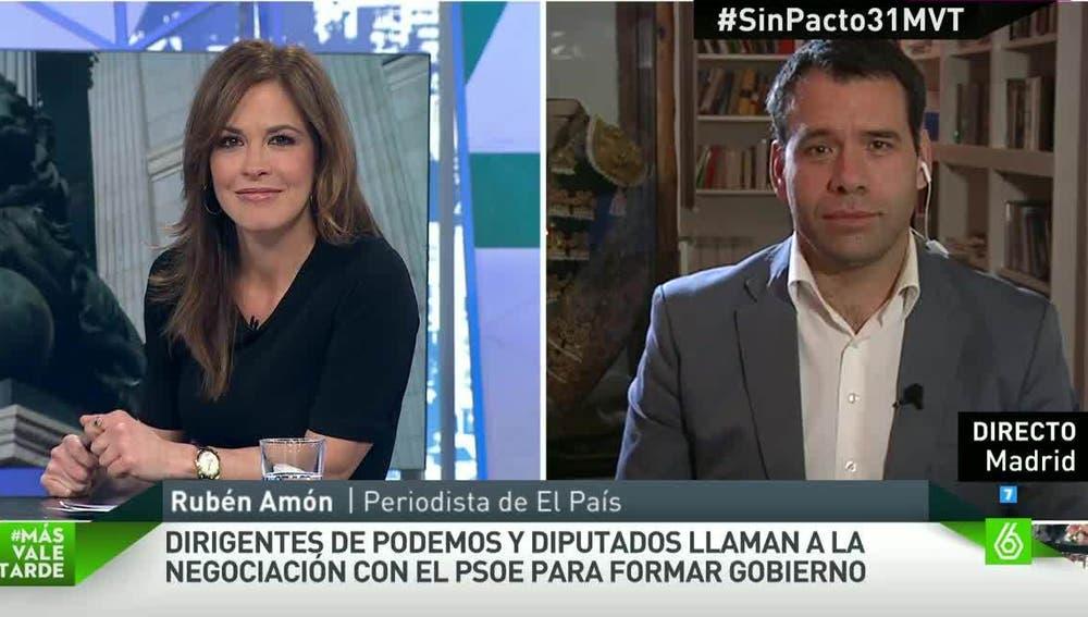 Ruben Amón, director de El País