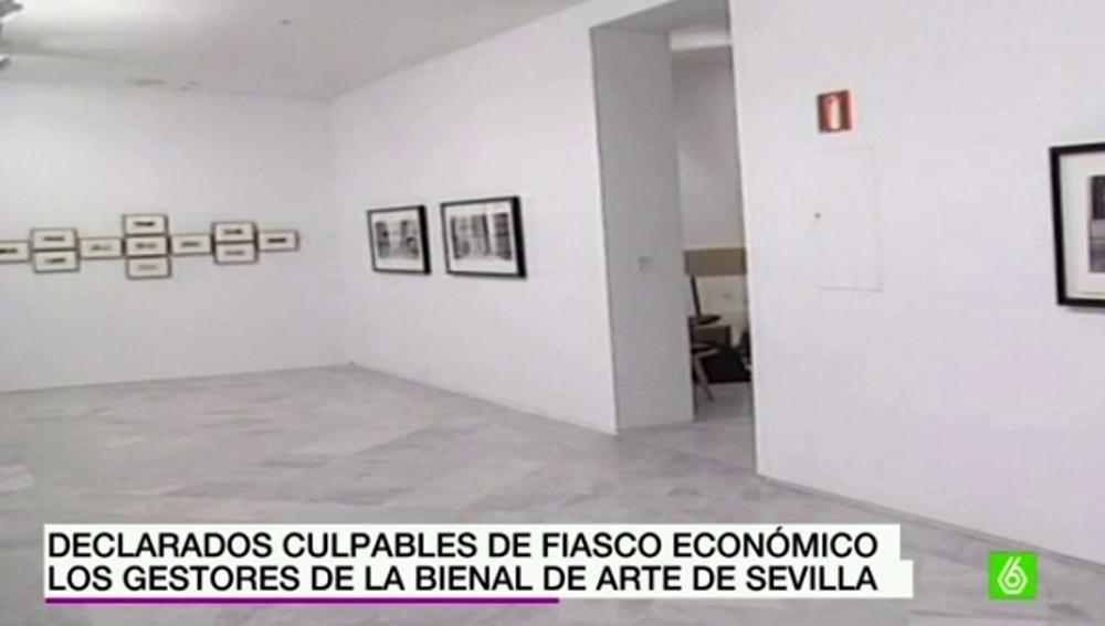 Bienal de arte de Sevilla