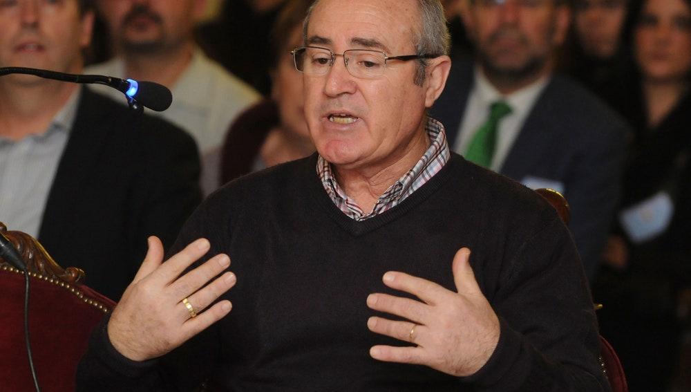 Pedro Mielgo Silván, policía que detuvo a las acusadas de matar a Carrasco