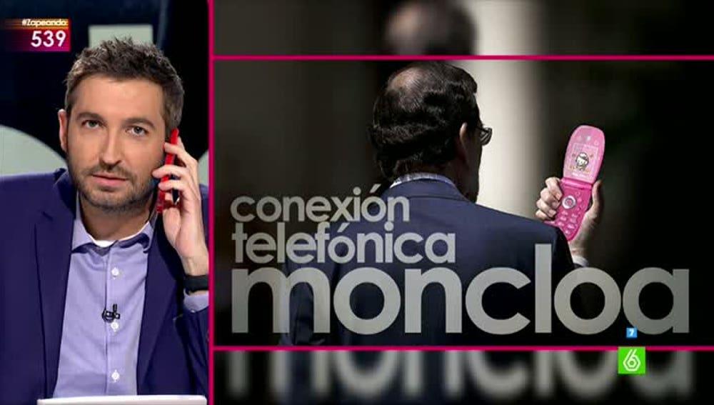 Frank Blanco llama a La Moncloa