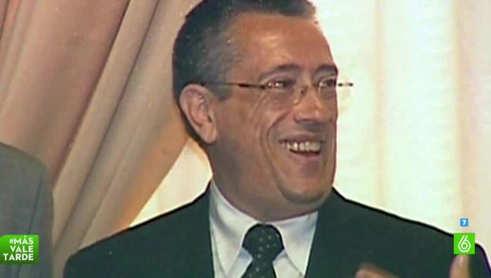 Alejandro Ponsoda, alcalde de Polop de la Marina asesinado