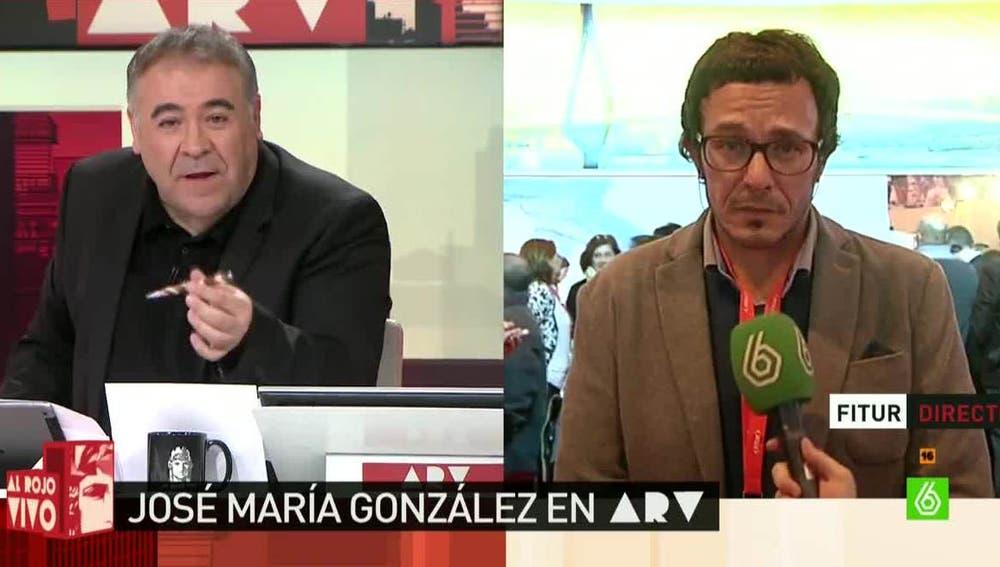 José María González, Kichi