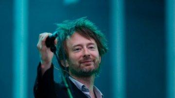Tom Yorke, cante de Radiohead